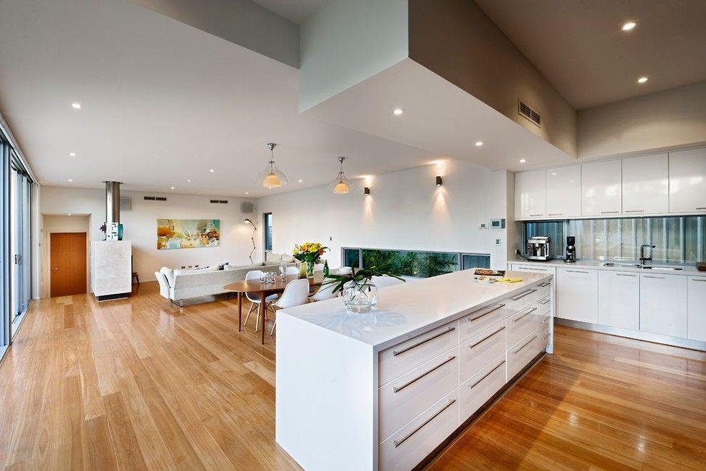 eine offene küche verbindet kochen und essen, wohnen und relax ... - Offene Kuche Wohnzimmer Grundriss