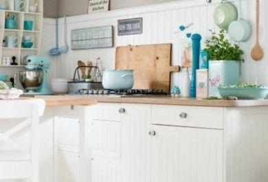 Küche Retro | Ideen Fur Kuchen Im Retro Look Trendomat Com