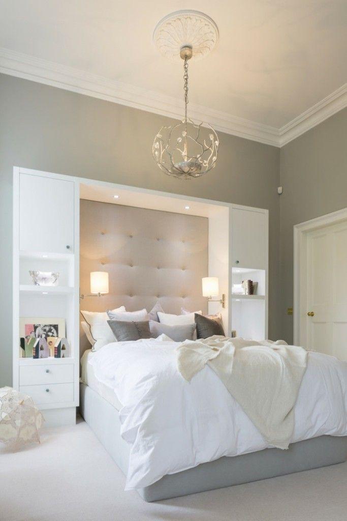 romantisches-schlafzimmer-weis