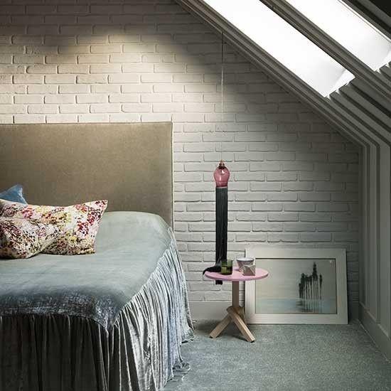 Schlafzimmer Im Dachboden : Rüsten Sie die Dachfenster mit Rollos aus ...