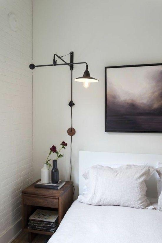 Designer pendelleuchten sind die neuen nachttischlampen im - Abat jour a parete ...