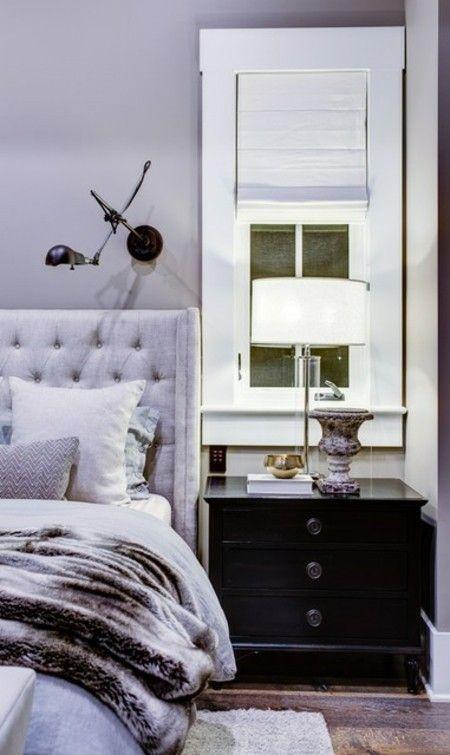 schlafzimmer-schwarze-leuchte-im-industriellen-stil