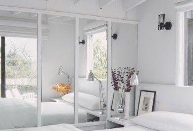 Spiegelwand Ideen Die Alle Aufmerksamkeit Gebühren Trendomatcom - Spiegel im schlafzimmer