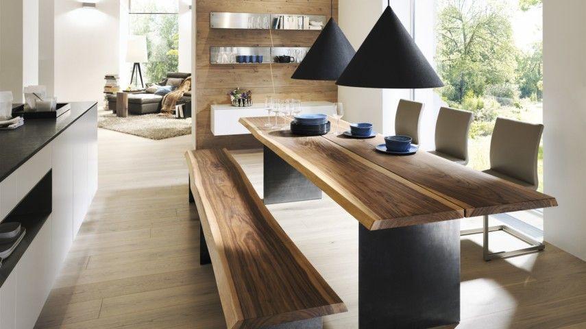 Innenarchitektur esszimmer  Stilvoll gestaltete Esszimmer stehen hoch im Trend - Trendomat.com