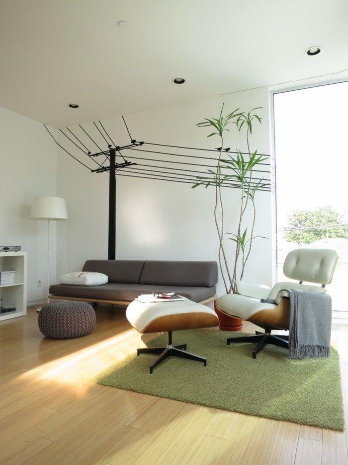 Moderne Ideen für Ihre Wandgestaltung - Trendomat.com