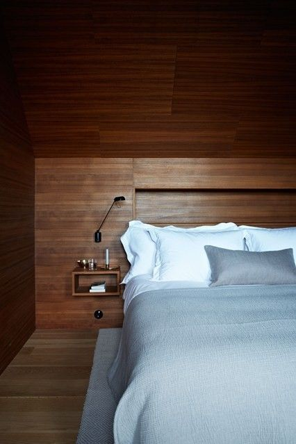 Wandverkleidung Modern Schlafzimmer