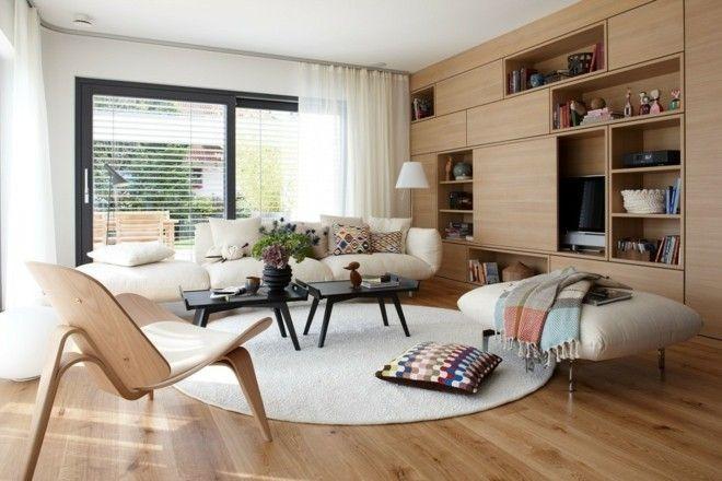 design : wohnzimmer grau weiß holz ~ inspirierende bilder von ... - Einrichtungsideen Wohnzimmer Grau Weis
