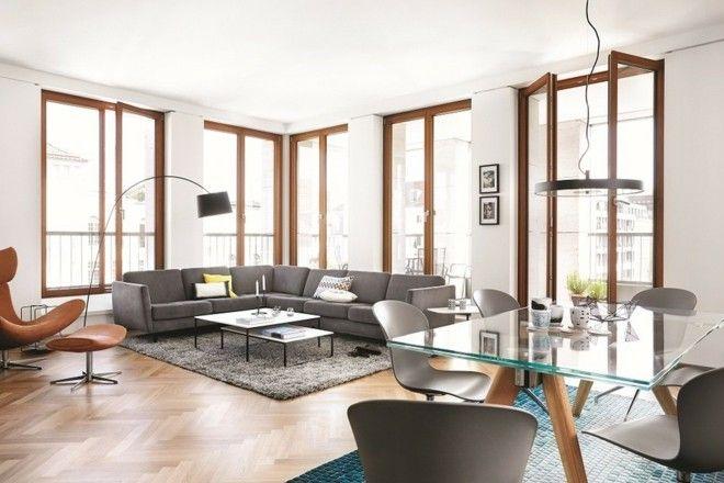 Wohnzimmer Einrichten Setzen Sie Die Richtigen Akzente Fr Ein Viele Fenster