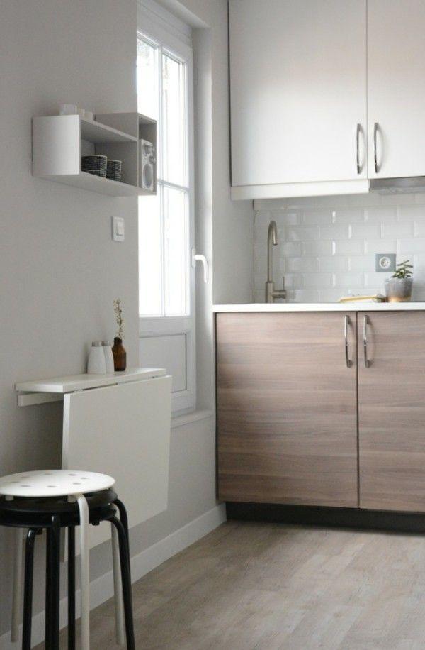 Kleine Küche gestalten und einrichten Wie geht das   Trendomat.com