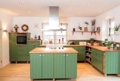 landhausstil kuchen die neuesten innenarchitekturideen. Black Bedroom Furniture Sets. Home Design Ideas