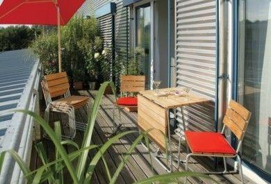 terrasse und balkon ? gestalten sie eine gemütliche oase im ... - Terrasse Aus Holz Gestalten Gemutlichen Ausenbereich