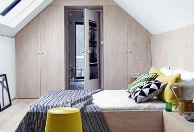 Romantik Unter Dem Dach U2013 Kreative Gestaltungsmöglichkeiten Fürs  Schlafzimmer Auf Dem Dachboden