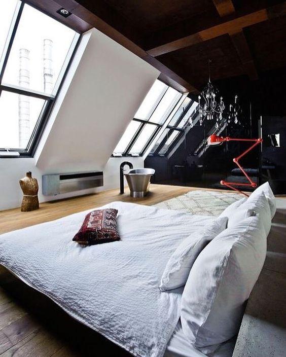 modernes-schlafzimmer-gestalten-mansarde-dachfenster