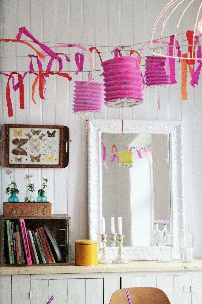 party-deko-wohnzimmer-idee