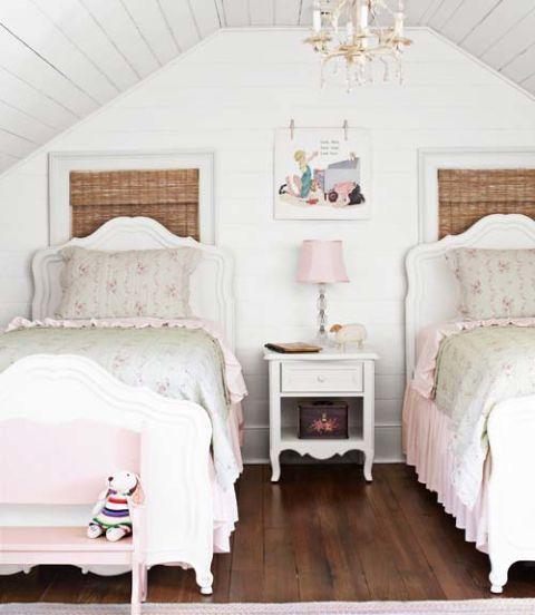 Vintage kinderzimmer designs die klein und gro m gen - Einrichtung madchenzimmer ...