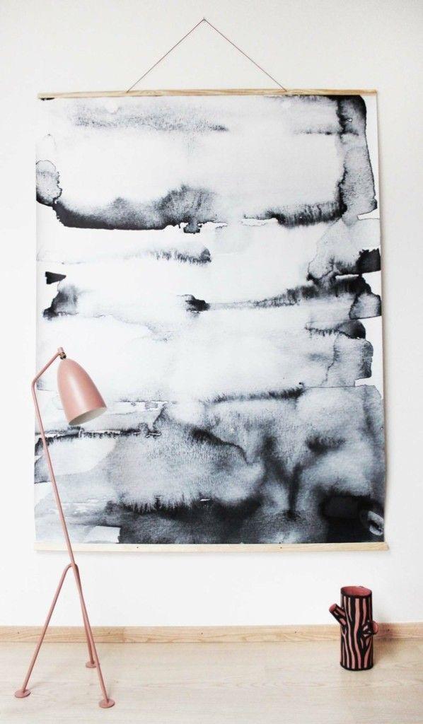 wandgestaltung-ideen-wohnzimmer-wande-akzente