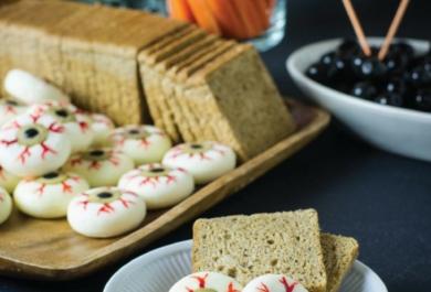 Süße Und Salzige Halloween Häppchen Und Leckereien Trendomatcom