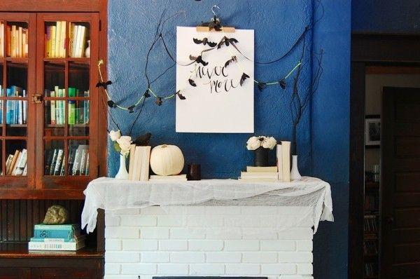 beispiel-fur-klassisches-wohnzimmer-halloween-deko-ideen