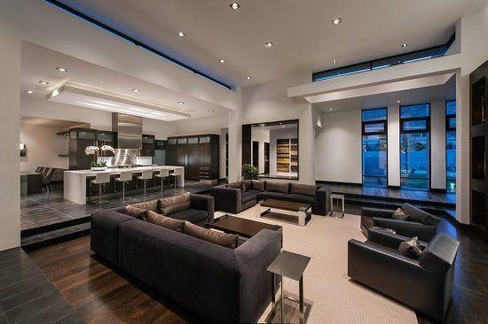 beleuchtung-wohnzimmer-ideen