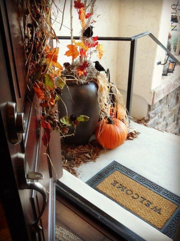 halloween-rustikale-wohnidee