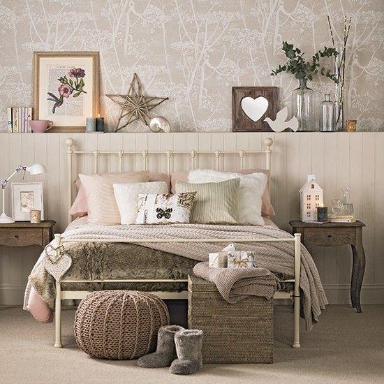 Behagliche Farbpaletten Für Die Herbstliche Schlafzimmergestaltung
