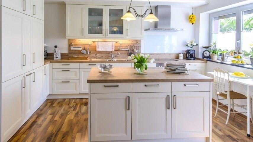 Kücheninseln: Allgemeine Gestaltungsregeln Und Moderne