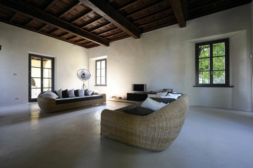 minimalismus-mit-rustikalen-elementen