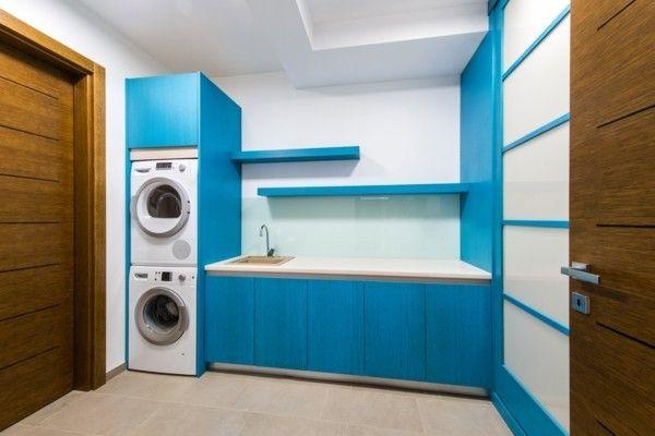 Waschmaschine und Trockner gehen immer zusammen!