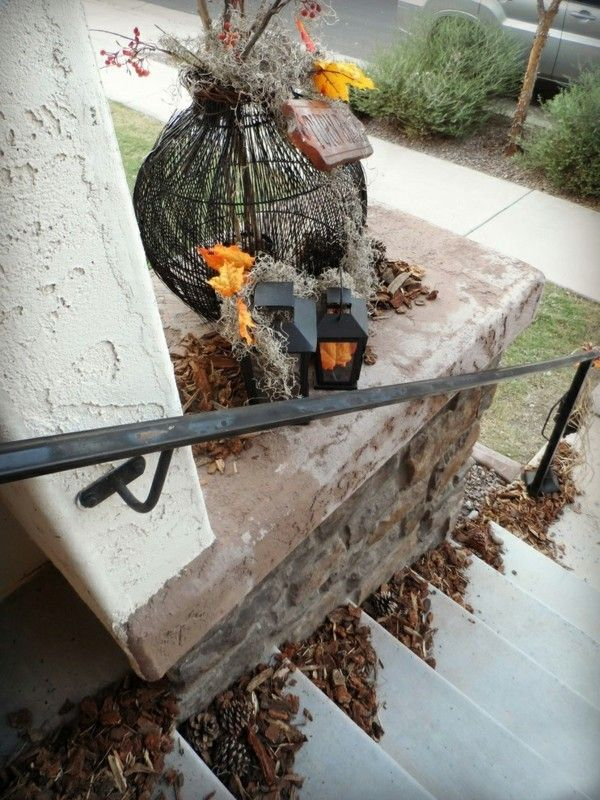 rustikale-wohnideen-einrichten-halloween-ideen