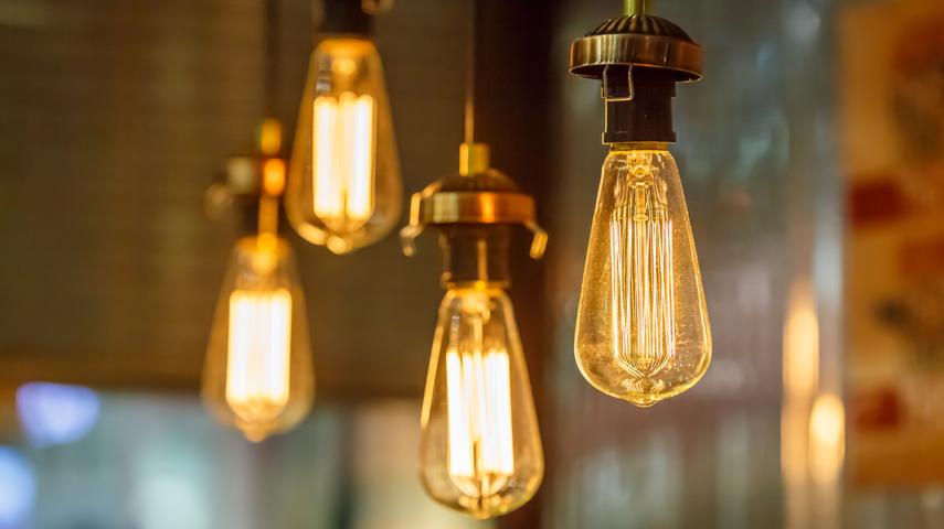Schicke Beleuchtung im industriellen Stil - Trendomat.com
