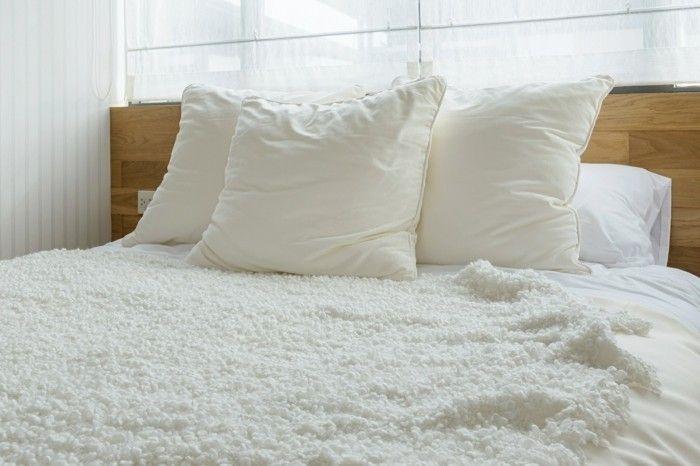 Sorgen Sie ständig für die Sauberkeit Ihrer Schlafkissen