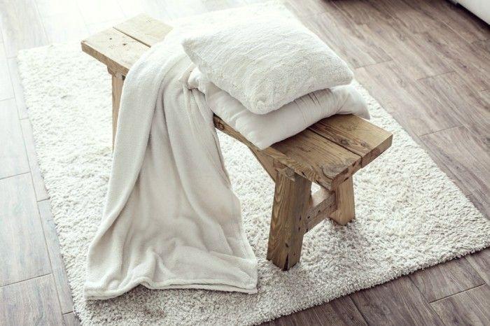 Ein Teppich könnte eine Quelle schlechter Bakterien sein!