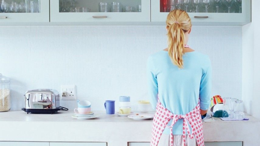wie kann man die k chenger te leicht und effektvoll reinigen. Black Bedroom Furniture Sets. Home Design Ideas