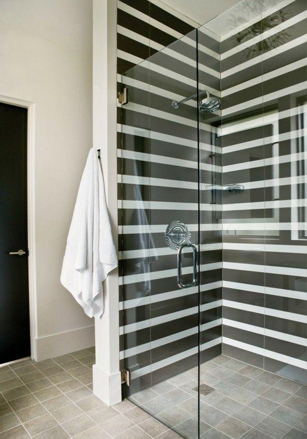 Begehbare Dusche Mit Glaswand : Gelungene Designs bringen Ihre begehbare Dusche aufs h?chste Niveau