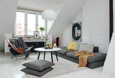 Beautiful Wohnzimmer Mit Offener Küche Photos - Ridgewayng.com ...
