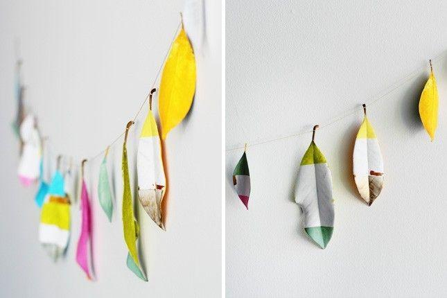 herbst-deko-wandgestaltung-ideen