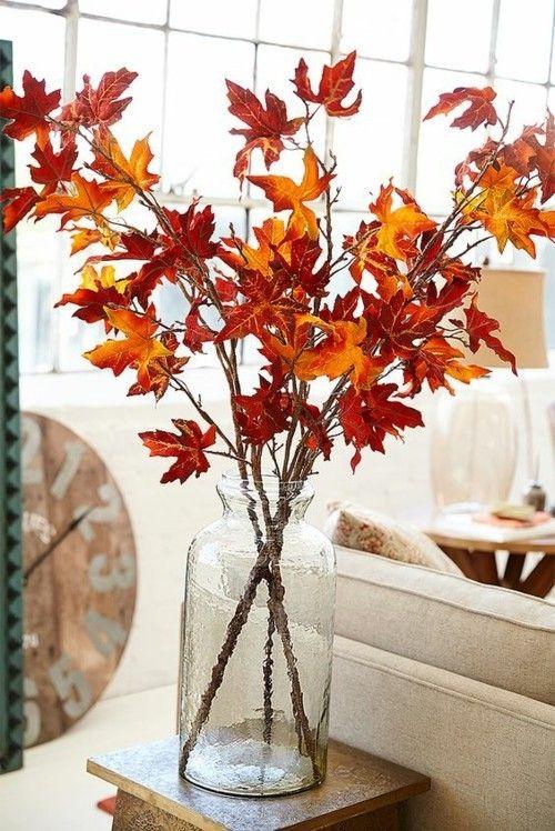 herbstblumen-vase