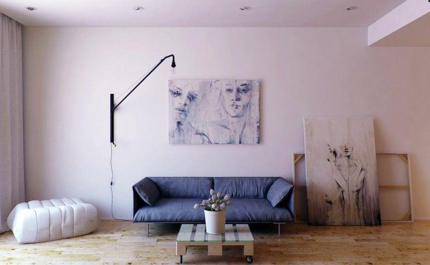 minimalistisch-couch