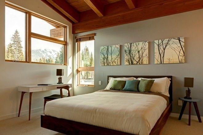 schlafzimmer-wandfarbe-wanddeko