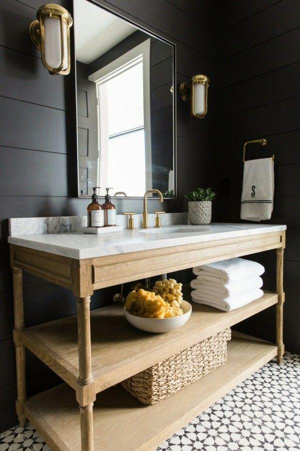 badezimmer-design-ideen-schwarze-mobel