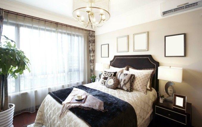 bilder-in-schwarz-und-weis-schlafzimmer-gestaltung