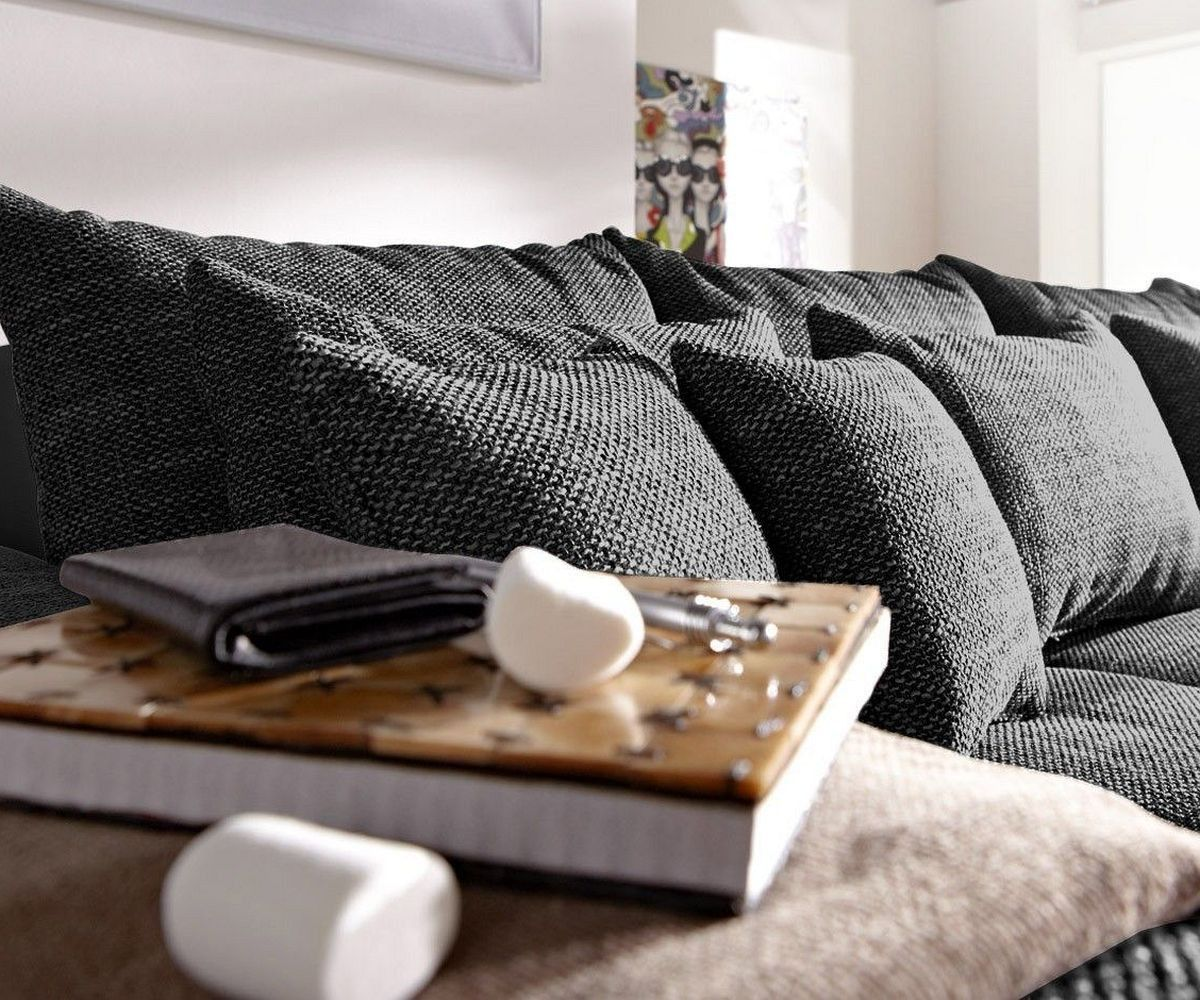 wohnzimmer ideen mit brauner couch. Black Bedroom Furniture Sets. Home Design Ideas