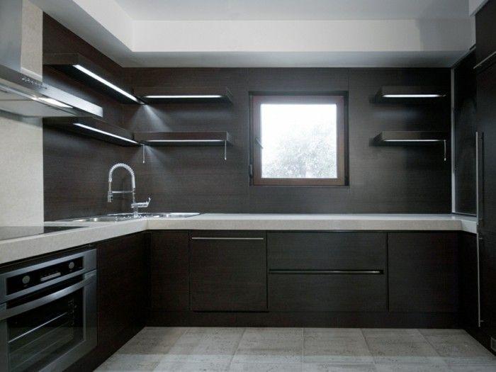 grau-kuchenruckwand