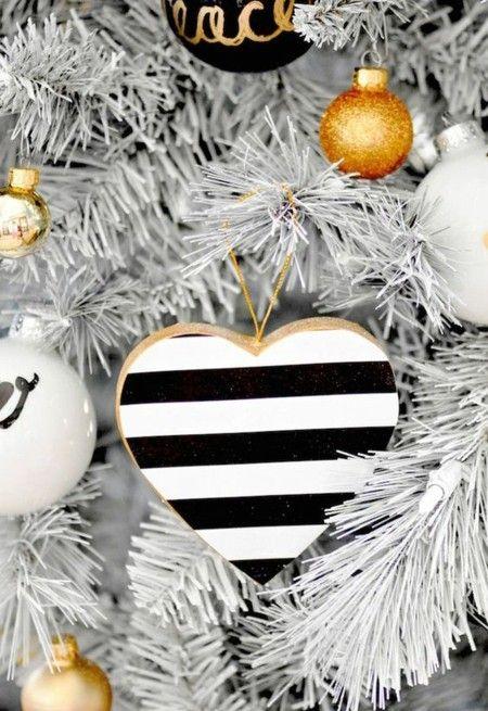herz-ideen-schwarz-weis-weihnachtsschmuck
