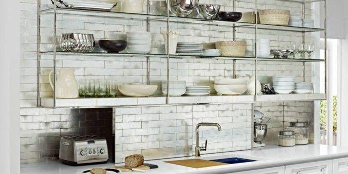 Free Standing Counter Top Kitchen Cabinet Barn Door