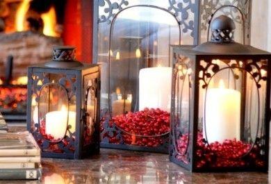 sch ne deko ideen zu weihnachten. Black Bedroom Furniture Sets. Home Design Ideas