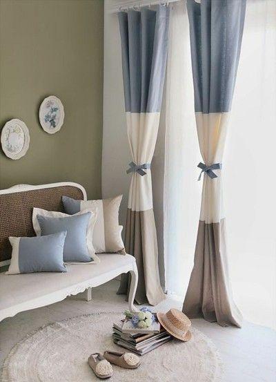 leseecke-sofa-moderne-gardinen-bucher-wanddekoration