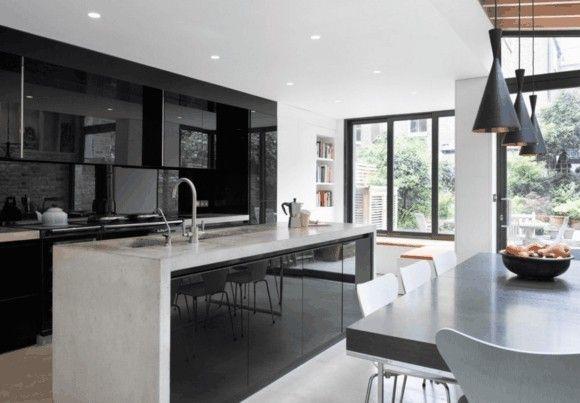 minimalismus-moderne-kuchen-bilder