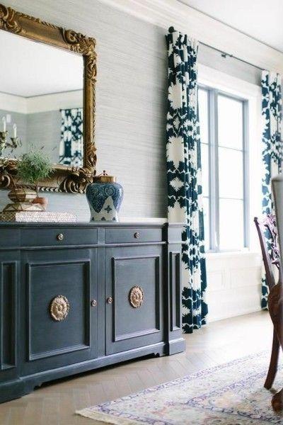 moderne-gardinen-schon-gemustert-blau-weis