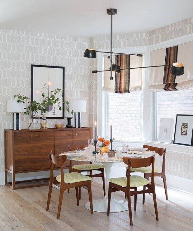 Moderne Zimmergestaltung Essecke Esstisch